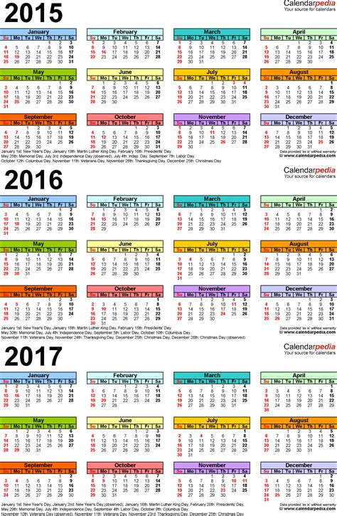 2017 12 month calendar on one page beautiful printable e year