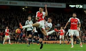 epl goal record arsenal defender kieran gibbs puts name in record books