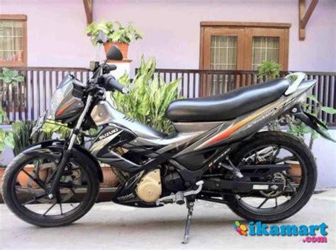 Satria Fu 2012 Bandung jual motor suzuki satria fu 150 tahun 2008 km 8000 an