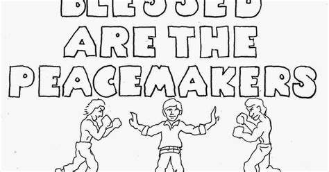 Coloring Page Matthew 5 by Coloring Pages For By Mr Adron Blessed Are The