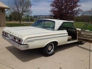 1964 dodge polara 500 car to find great car to