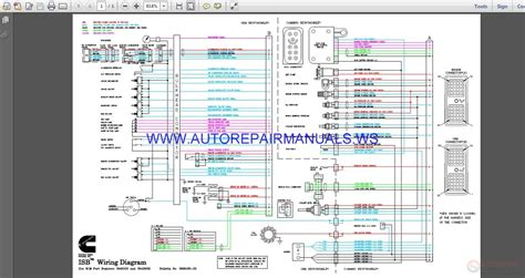 cummins isb wiring diagram manual auto repair manual