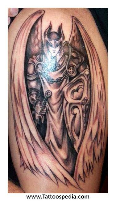 tattoo angel vs devil angel tattoos