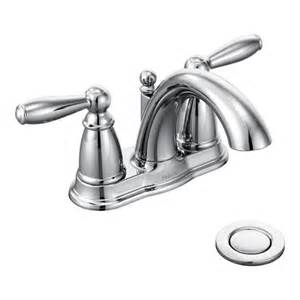 Moen Brantford Kitchen Faucet 6610 Moen Brantford Series Centerset Bathroom Faucet Chrome