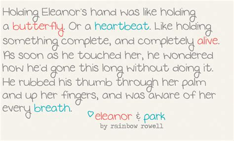 eleanor and park quotes quotes from eleanor and park quotesgram
