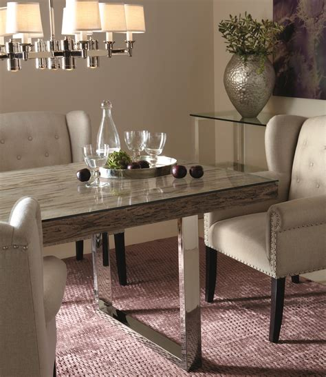Bernhardt Henley Dining Table Bernhardt Henley Rustic Modern Dining Table 84 Quot Belfort Furniture Dining Room Table