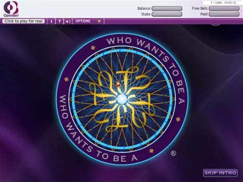 Who Wants To Be A Millionaire Slots Who Wants To Be A Millionaire
