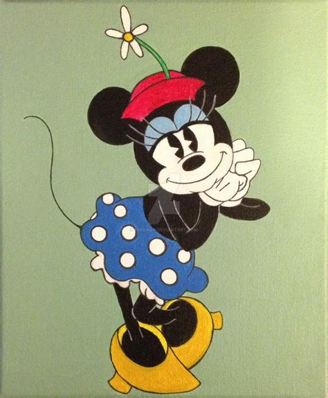 3style Mouse by Minnie Mouse Vintage Www Imgkid The Image Kid Has It
