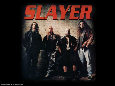 Slayer Rock Band Heavy Metal - slayer guitarist jeff hanneman rip louder than war