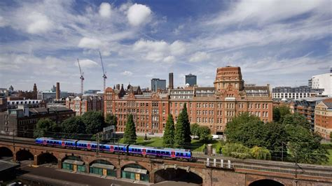 Mba Colleges In Manchester Uk by Of Manchester Uk Study Centre