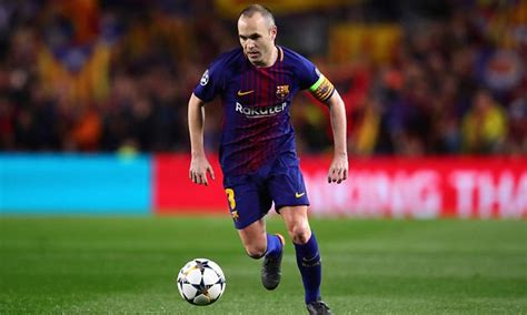 Barcelona Believe Andres Iniesta Will Leave For Chinese | barcelona believe andres iniesta will leave for chinese