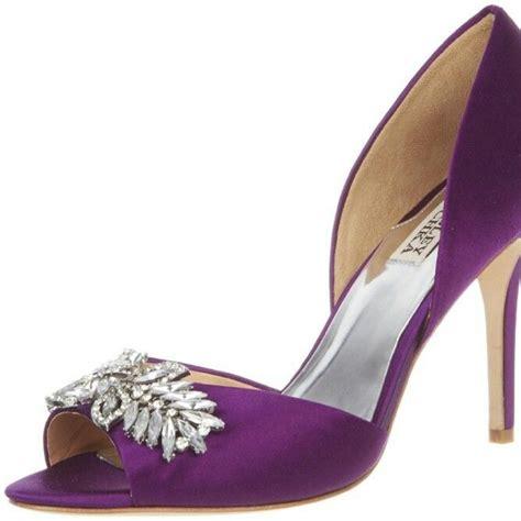 Purple Wedding Shoes by Purple Wedding Shoes For Www Imgkid The