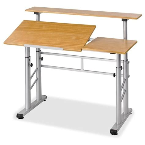 Steps Of How To Build A Adjustable Drafting Tables Ikea Desk Drafting Table