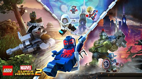 Ps4 Lego Marvel Heroes 2 review lego marvel heroes 2 ps4 could been