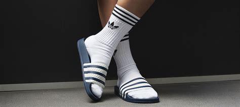 adidas sandals socks news tags adilette hype dc