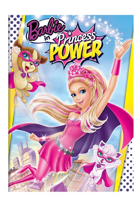 Film Barbie In Princess Power | dvd barbie in princess power barbie movies photo