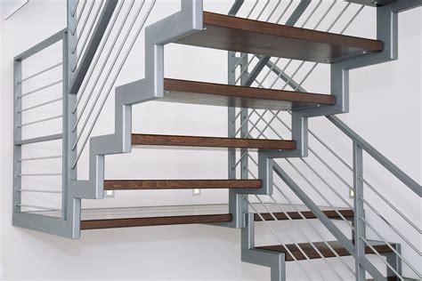 lübeck wohnung design treppe viertelgewendelt