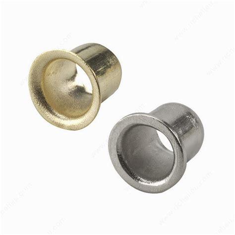 Metal Shelf Pins by Metal Shelf Pin Sleeve 1 4 Quot Richelieu Hardware