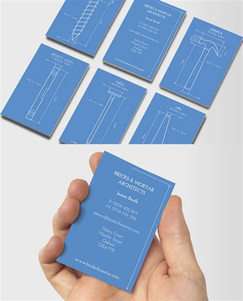 architects business cards 12 creative business cards for architects miragestudio7 2018