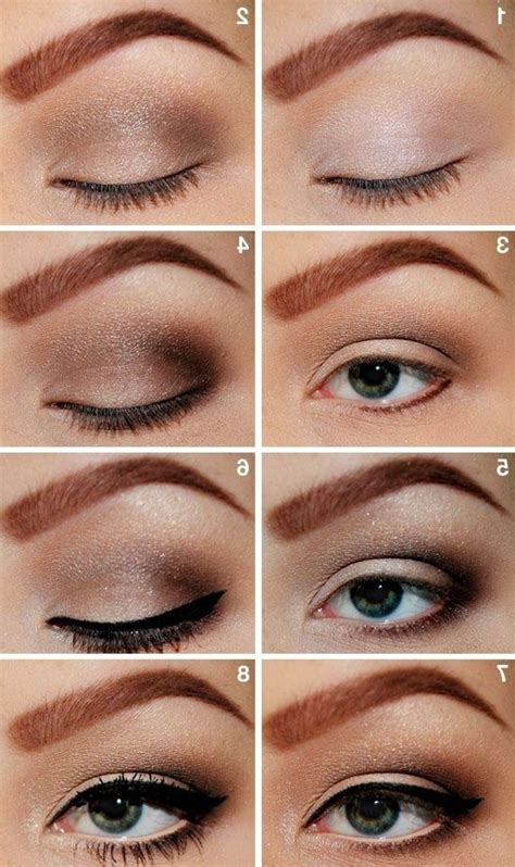 natural makeup tutorial step by step natural makeup for brown eyes step by step
