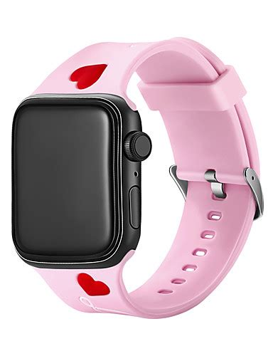 band for apple series 4 3 2 1 apple band silicone wrist 7656033 2019