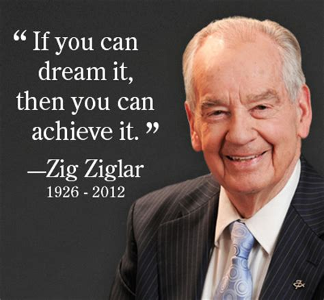 Zig Ziglar Thank You Letter ziglar quotes quotesgram