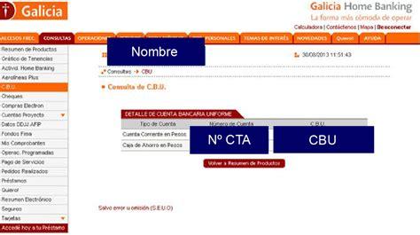 banco galicia home banking - Homebanking Banco Galicia