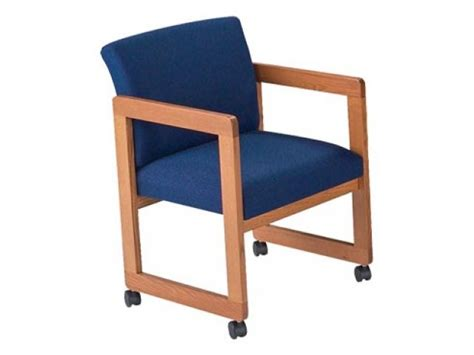 Armchair With Casters by Classic Arm Chair With Casters Gr 3 Fabric Lro 1401cud