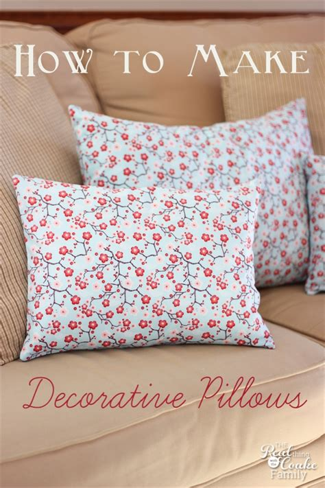 how to make an envelope pillow how to make decorative pillows make envelope pillow covers