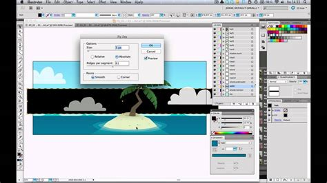 illustrator tutorial waves making waves in adobe illustrator cs5 1 barqvideo com