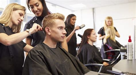 Hair Dresser by Teaching Hairdressers How To Become A