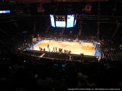section 200 madison square garden madison square garden section 225 new york knicks