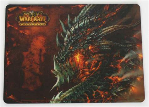 Tapis De Souris Wow by Box Collector 4 Cataclysm World Of Warcraft Tapis De