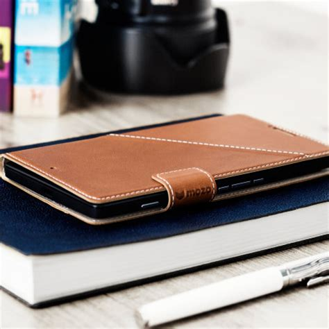 Mozo Thin Flip Case For Microsoft Lumia 950 | mozo microsoft lumia 950 xl genuine leather wallet flip