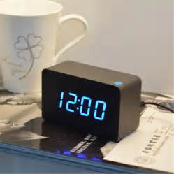 bedroom alarm clock home decoration bedroom desktop despertador digital clock