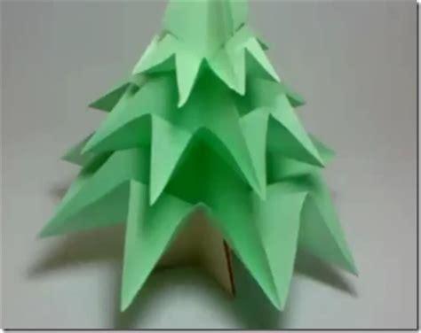 193 rbol de navidad en origami papiroflex 237 a para ni 241 os