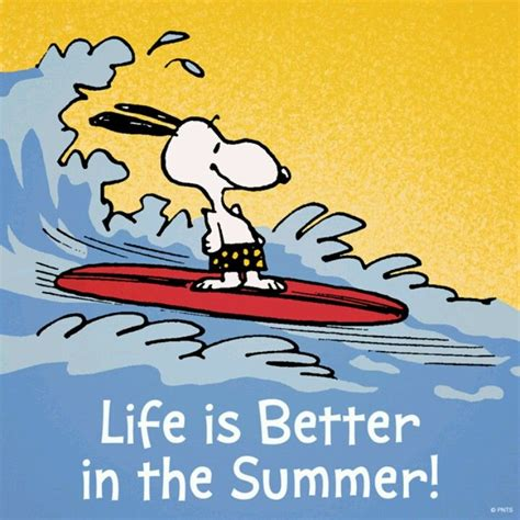 Snoopy Happy Days 25 best images about peanuts at the on surf board the peanuts and happy summer