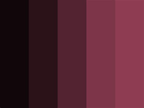 maroon color palette quot bordeaux a go go quot by faded jeans black burgundy