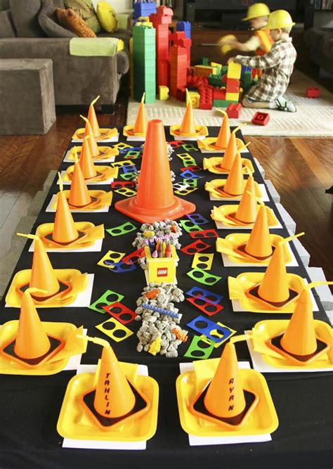 construction themed birthday supplies construction birthday party ideas home party ideas