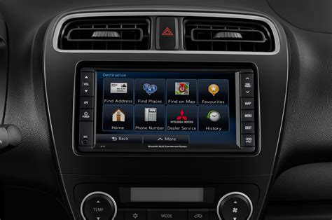 mitsubishi attrage 2016 interior 2014 mitsubishi mirage radio interior photo automotive com