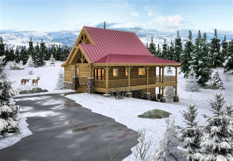 small timber frame cabin www imgkid com the image kid