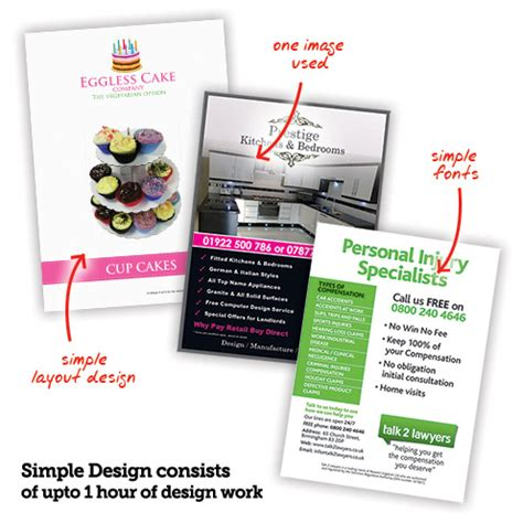 leaflet design walsall walsall graphic design services for leaflets posters