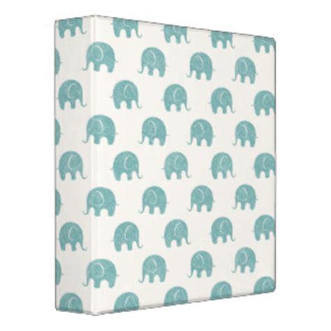 Binder Gajah Elephant 20 Ring custom binders zazzle