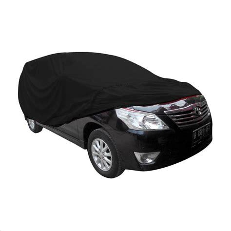 Cover Avanza jual mantroll cover mobil for toyota avanza hitam