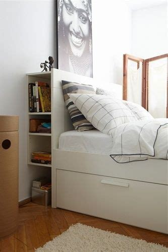 Headboard With Storage Compartment This Concept Ikea Brimnes Headboard With Storage Compartment White Zoomly Home