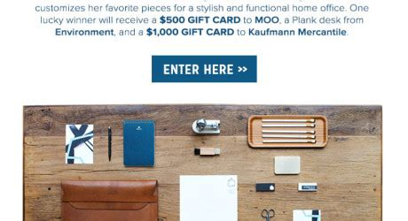 The Office Giveaway - the ultimate desk office essentials giveaway