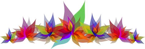 Abstract Flowers clipart abstract flowers