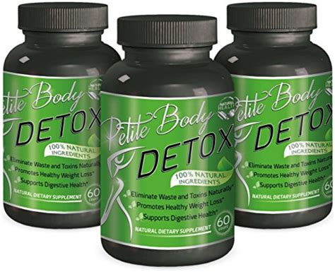 Cleanse Detox Gentle Weight Loss Supplement 60 Capsules by Weight Loss Detox Pills 30 Day Colon Cleanse Burn Belly