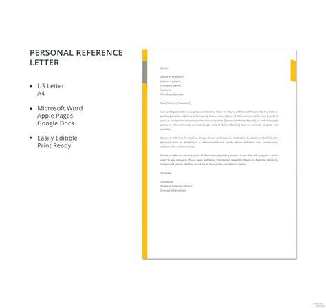 reference letter template google docs matah