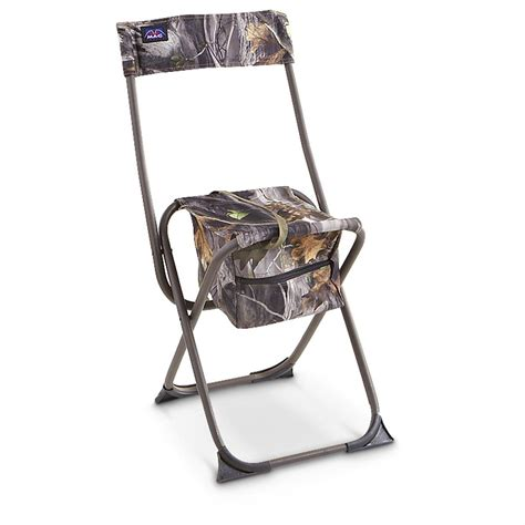 Dove Stools by Mac Sports 174 Camo Dove Stool With Back Next G 1